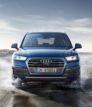 2017 AUDI Q5 Image: Audi