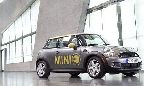 Latest Mini Puts Bmw In Top Gear For All Electric Option Era