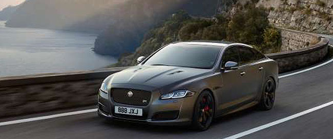 JAGUAR XJ UPDATE SCHEDULED: Image: Jaguar