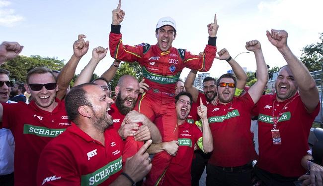 Image: Audi Sport / Newspress