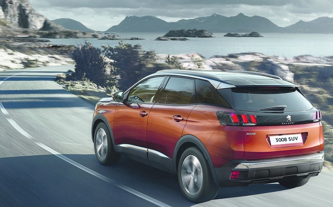 FOR ASSEMBLY IN WALVIS BAY: The Peugeot 3008 SUV will come from former whale capital. Image: Peugeot