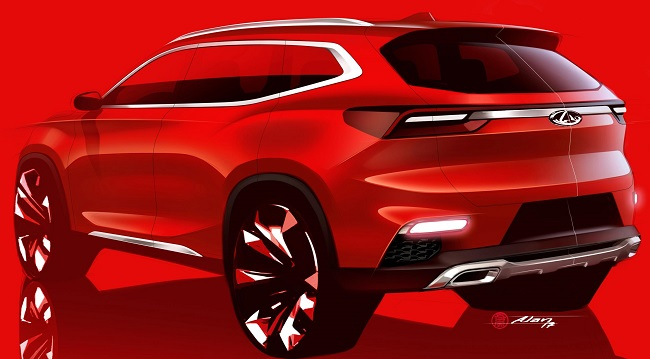 CHINESE EXPORT BOOST: Shanghai automaker Chery will commence a new assault on the European auto market at the 2017 Frankfurt auto show with this design. Image: Chery / Newspress