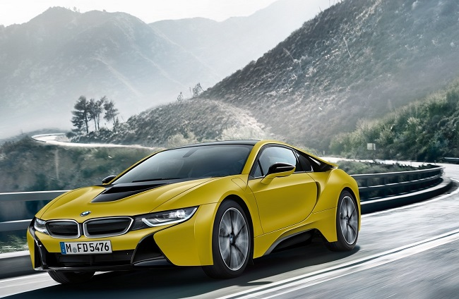 Hot For A Cool Car How About A Frozen Bmw Carmans Corner