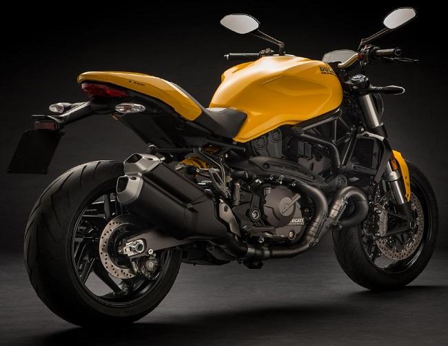 2018 DUCATI 821. Image: Ducati Motorcycles / Newspress