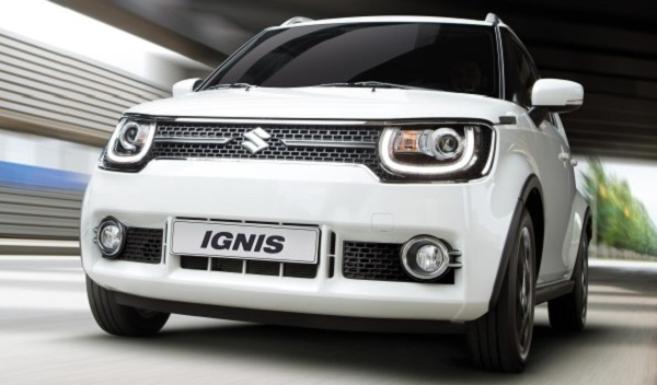 SUZUKI IGNIS: There's a price freeze on Suzuki cars such as this model in South Africa until Christmas 2017. Image:  Suzuki / Motorpress
