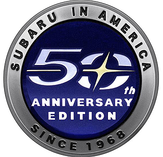 BIRTHDAY CELEBRATION: Subaru has been selling cars for almost 50 years - the party will be in February 2018. Image: Subaru America / Newspress