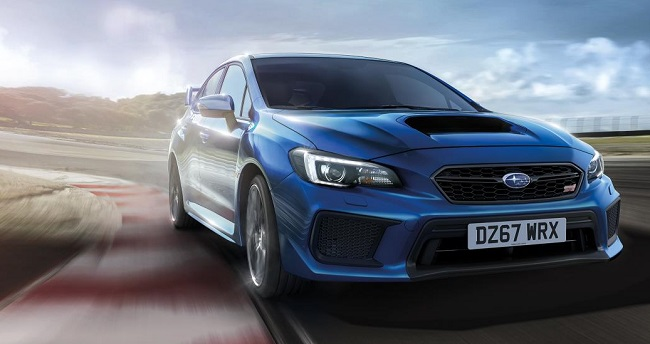 SWAN-SONG FOR SUBARU WRX: Image: Subaru / Newspress