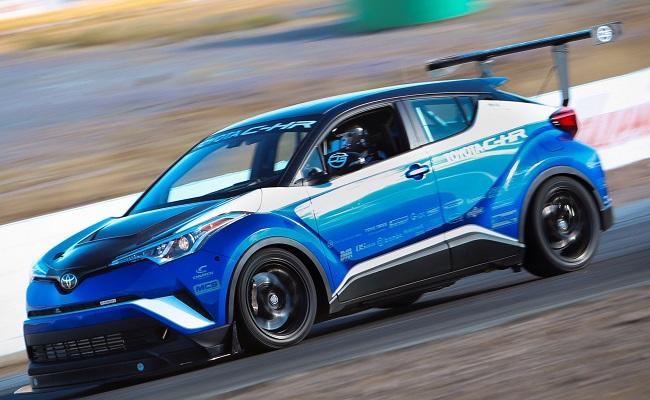 TUNED TOYOTA: Image: Toyota US