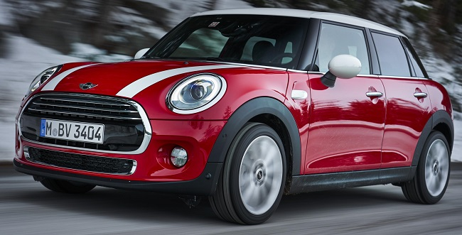 SEVEN HAS NEW MEANING IN LATEST MINI: It's a seven-speed double-clutch Steptronic auto for extremely fast gear changes, greater shift comfort, and optimised efficiency. Image: Mini UK / Newspress