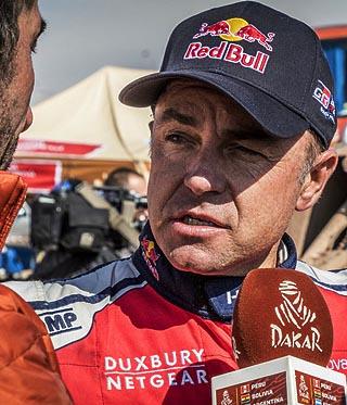 Dakar 2018 Day 7