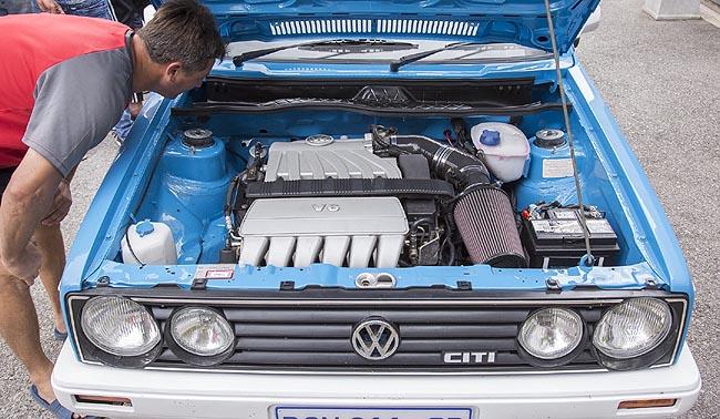 V6 CITIGOLF: Image: VW SA