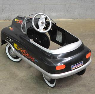 PEDAL CARS ON AUCTION: Image: Newspress