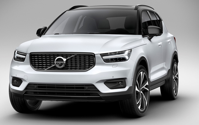 2018 VOLVO XC40: Fresh models for South Africa - and more to come... Image: Volvo SA