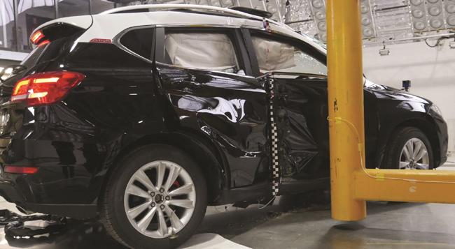 HAVAL SAFETY:  Image: Haval Motors / Quickpic