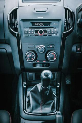ISUZU X-RIDER BLACK. Image: Isuzu Motors / Quickpic