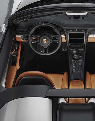 2019 PORSCHE 911 SPEEDSTER CONCEPT. Image: Porsche