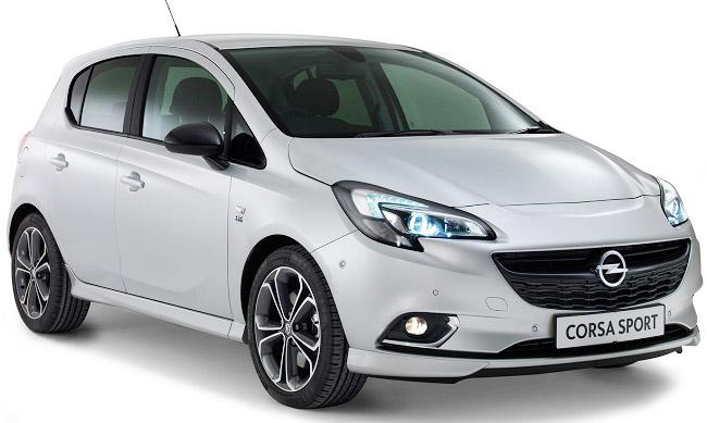 2018 OPEL CORSA SPORT: Image: Opel SA / Quickpic
