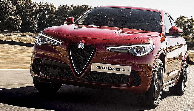 2018 ALFA ROMEO Image: Alfa Romeo / Newspress