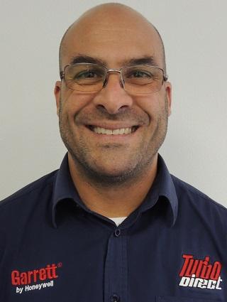 CHRIS KAMBOURIS: TurboDirect SA's founder and MD.