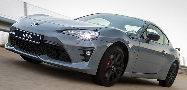 Toyota's 86 sportster range drops to one model – Carman's Corner