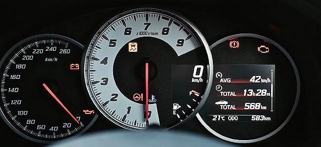 2018 TOYOTA GT86. Testing times on Gauteng's Gerotek high-speed oval. Image: Toyota SA