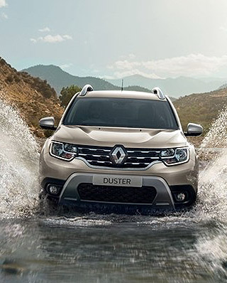2018 RENAULT DUSTER. Image: Renault SA / Quickpic