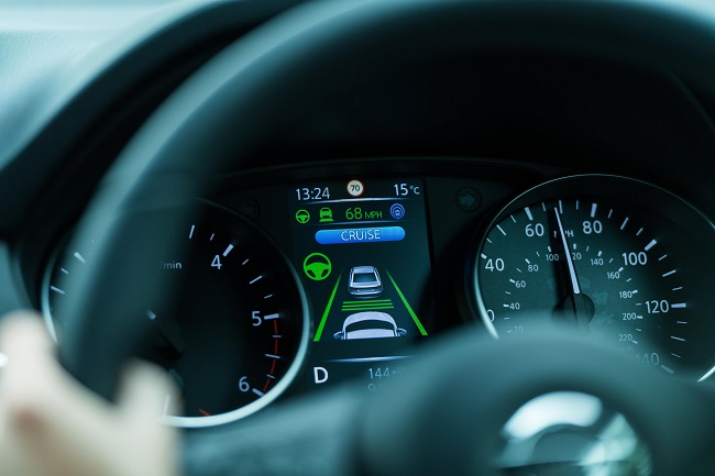 RUNNING SCARED: British drivers admit the motorways scare them. Image: Newspress