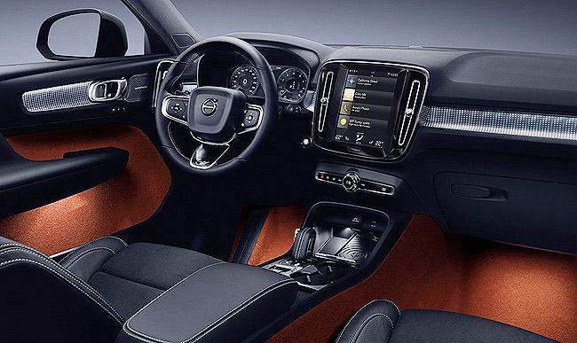 VOLVO XC40 T3 ARRIVES IN SA. Image: Volvo SA