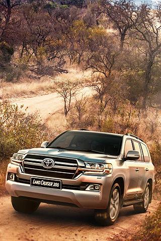 2018 TOYOTA LAND CRUISER: Image: Toyota / Motorpress