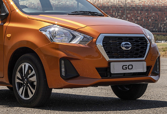 NEW DATSUN GO ON WAY: Image: Supplied