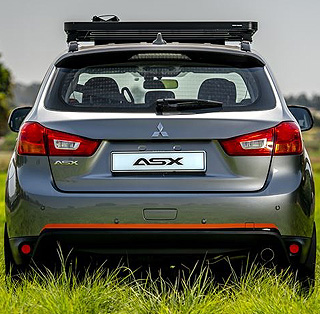 MITSUBISHI JACKS ASX SUV FOR CHRISTMAS:: R30 000 of extras added to new model. Image Mitsubishi / Quickpic