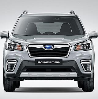 2018 SUBARU FORESTER: Image: Subaru SA