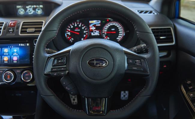 2018 WRX STi DIAMOND EDITION: Image: Subaru SA