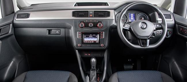 2018 VW CADDY 1.0 TSI: Image: VW SA