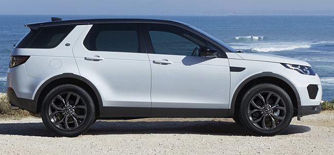 LAND ROVER DISCOVERY SPORT: Record global sales have encouraged a special edition. Image: Land Rover