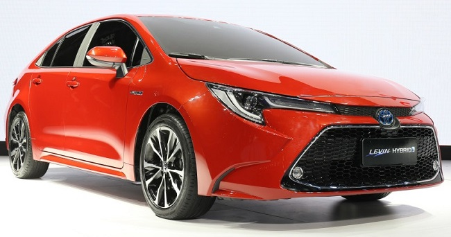 COMING SOON: The 2019 Toyota Corolla sedan expected soon in South Africa. Image:Toyota SA