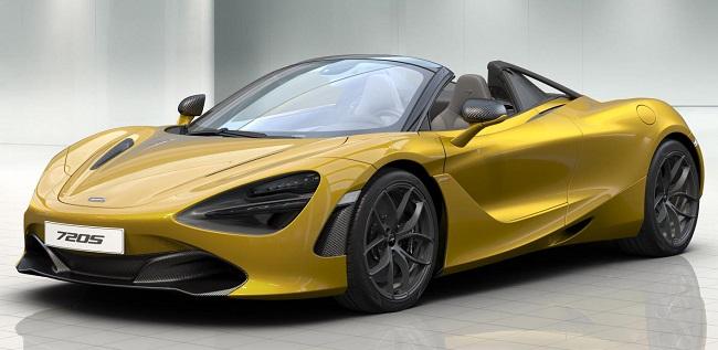 McLaren Spyder 720S