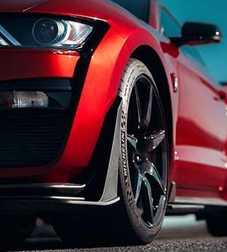 2019 FORD MUSTANG SHELBY GT500: Image: Ford US