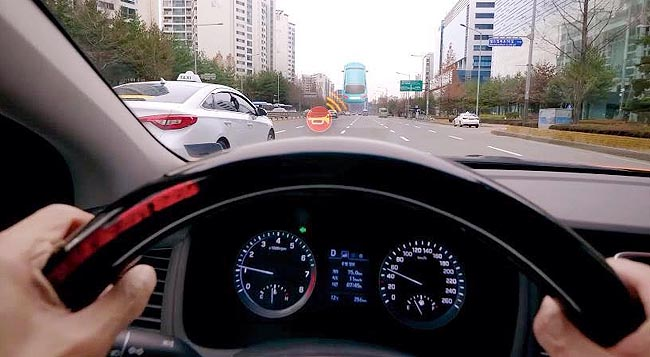 HYUNDAI HELPING HARD OF HEARING: Image: Hyundai Seoul