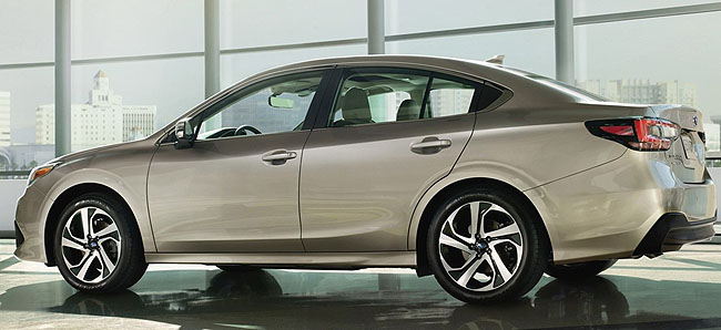 2020`SUBARU LEGACY: Image: Subaru US
