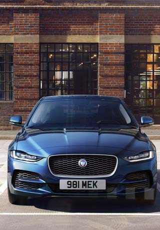 PROWLING THE MARKET: The Jaguar XE will arrive in South Africa in the second half of 2019. Image: Jaguar Motors