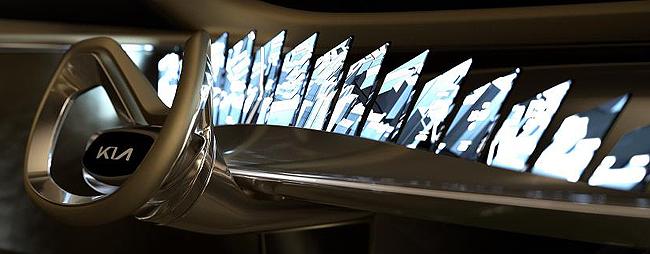 KIA CONCEPT FOR GENEVA: Image: Kia Motors