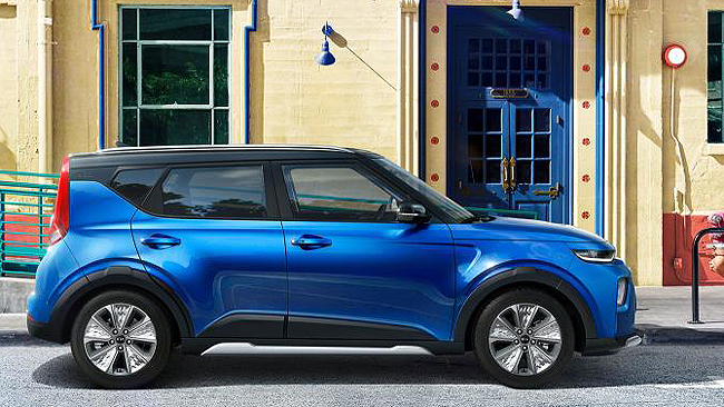 2019 KIA SOUL: Electric power will be available in the ''playful'' cars when they hit markets around April 2019. Image: Kia Motors