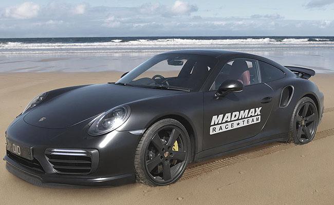 Pendine Sands record bid