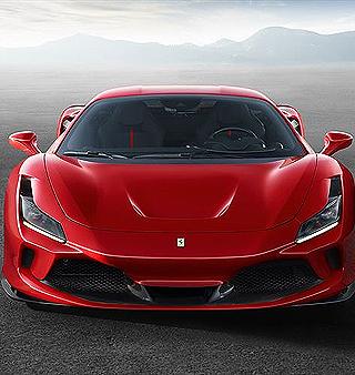 2019 FERRARI TRIBUTO: It's the most powerful road-going Ferrari yet with its 530kW engine. Image: Ferrari