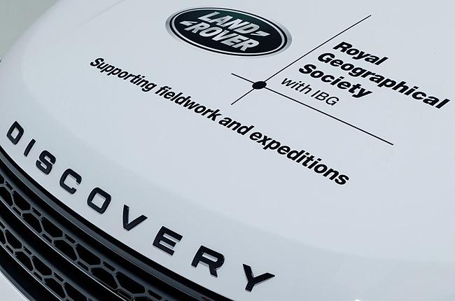 MALARIA MISSION: Image: Land Rover SA