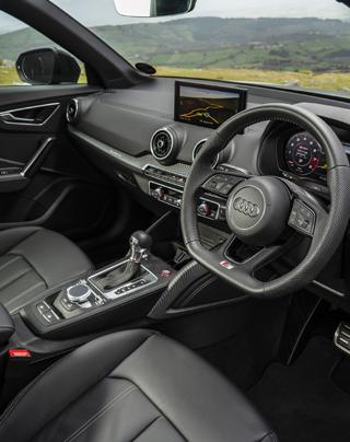 AUDI Q2 UPDATED: Image: Audi