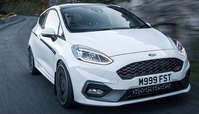 2019 FORD FIESTA ST UPGRADE: More power, more torque. Image: Ford UK