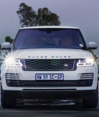 2019 RANGE ROVER: Image: Jaguar Land Rover