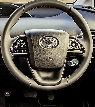 2019 TOYOTA PRIUS: Image: Toyota SA